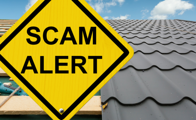 Briggs Roofing Scams