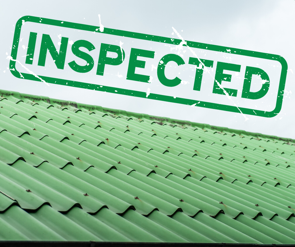 Briggs Professional Roof Inspection